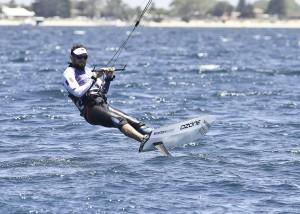 Nicolas Parlier vainqueur de l'Hydrofoil Pro Tour - © Hydrofoil Pro Tour Media