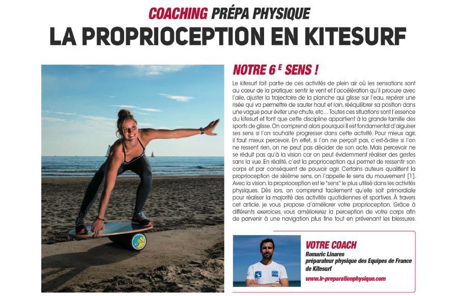 Avec la participation de Pauline Valesa, championne de France de freesyle 2016 et Top 6 World Tour 2016 - © Kitesurf Magazine
